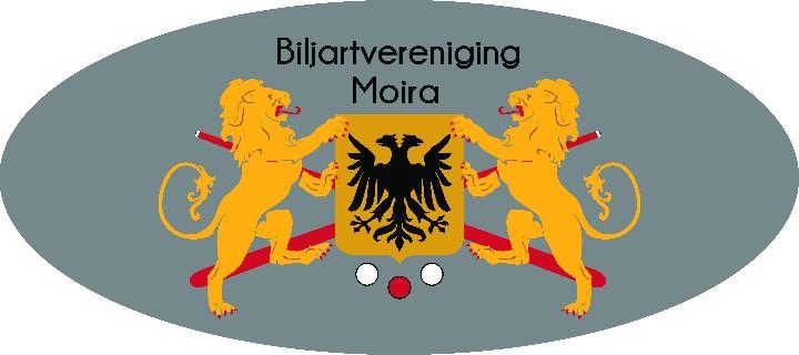 Biljartvereniging MOIRA Nijmegen